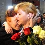 Irina Khalip, Hviderusland, idømt to års fængsel